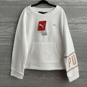 Puma crewneck sweatshirt NEW WITH TAGS
